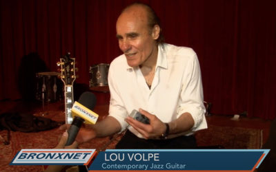 Lou Volpe Jazz Guitar Concert