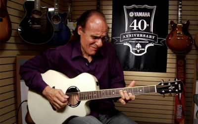 Yamaha APX500II Acoustic Electric Guitar At Hammond Organ World